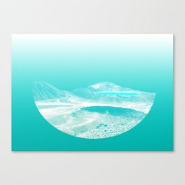Dreamin of Tongariro Canvas Print