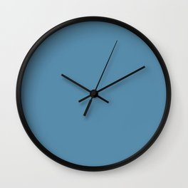 Trendy Basics - Trend Color NIAGARA Wall Clock