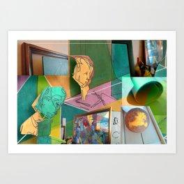 Dasilasa Art Print