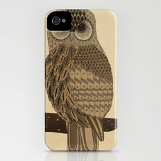 The Laughing Owl Slim Case iPhone (4, 4s)