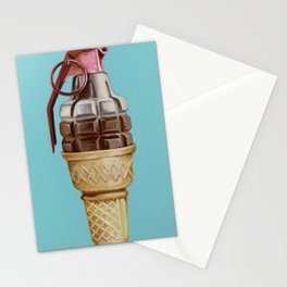 Parental Guidance Advised Stationery Cards