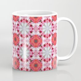 Poppy Pattern Coffee Mug