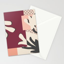 Finding Matisse pt.2 #society6 #abstract #art Stationery Cards