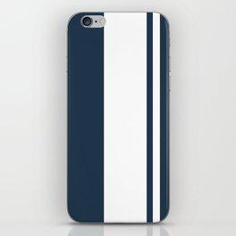 Classic Trendy Stripes Daitengu iPhone Skin