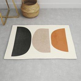 abstract minimal 63 Rug