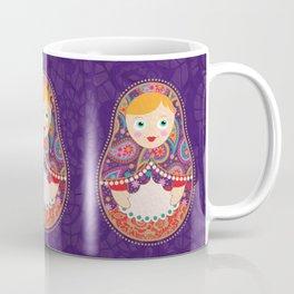 Russia meets India Coffee Mug
