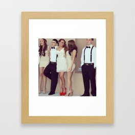 drtgt Framed Art Print