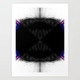 tri-cle Art Print