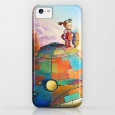MEI and TOTORO Slim Case iPhone 5c