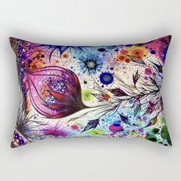 Surround Rectangular Pillow