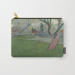 Vincent Van Gogh - Orchards in blossom, view of Arles Carry-All Pouch