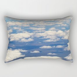 SKY FROM ABOVE Rectangular Pillow