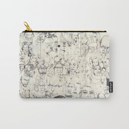 Train Journeys  Carry-All Pouch