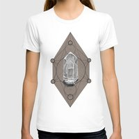 sacred geometry T-shirts featuring Sacred Geometry  by Kit King & Oda