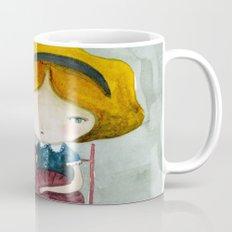 Alice In Watercolorland Mug