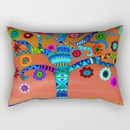 MHURI TREE OF LIFE Rectangular Pillow