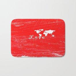 Love Earth Bath Mat