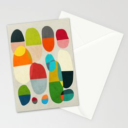 Jagged little pills Stationery Cards