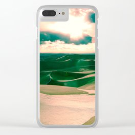 The Sands Clear iPhone Case