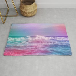 The Waves want your Loving Glances Rug