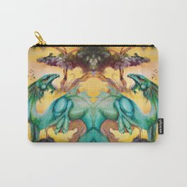 The Green Dragon Carry-All Pouch