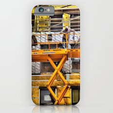 What's going on down there ? iPhone 6s Slim Case