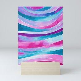 Watercolor Arches Mini Art Print