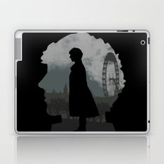 Sherlock Holmes world Laptop & iPad Skin