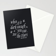 See the Stars Stationery Cards