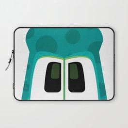 Bubble Beasts: Horrifying Honeysuckle Moisturizer Laptop Sleeve