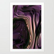 Y46 Fractal Art Print