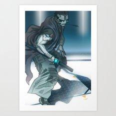 Cymurai 12 Art Print