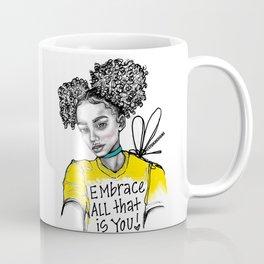 #STUKGIRL ALIANA Coffee Mug