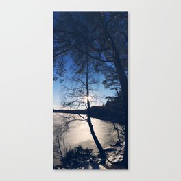Sisjon Canvas Print