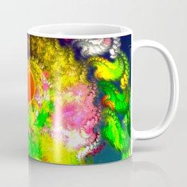 Embedded heart Coffee Mug