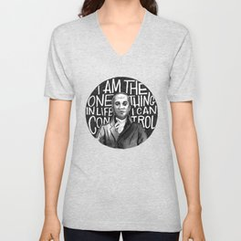 Wait For It [Aaron Burr] Unisex V-Neck
