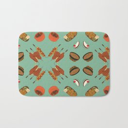 Delights of Brazil II Bath Mat