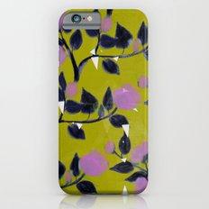 Rose VineAngle iPhone 6s Slim Case