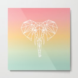 Elephant #20 Metal Print