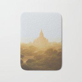 Bagan Temples II Bath Mat