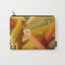 Orange Pasta Carry-All Pouch