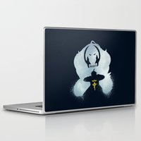 fullmetal Laptop & iPad Skins featuring Little Brother by Bocaci