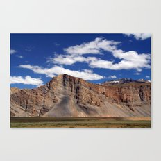 Scenery in Spiti Valley Canvas Print