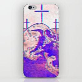 Golgotha (Eye Destroyer Remix) iPhone Skin