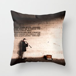 Resonance (Vienna) Throw Pillow