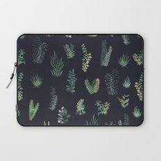 green garden at nigth Laptop Sleeve
