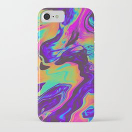 YOU LOOK LIKE YOU'VE BEEN FOR BREAKFAST AT THE HEARTBREAK HOTEL iPhone Case