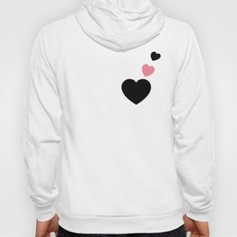Love Forever Hearts Hoody