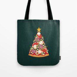 PIZZA ON EARTH Tote Bag