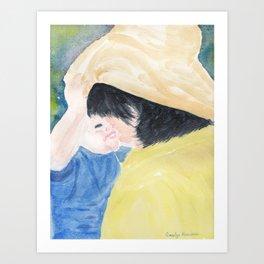 O Nana Art Print